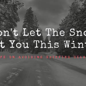 Don't Let The Snow Beat You This Winter!