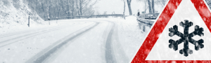 Snow Can Cause Hazards To Deliveries