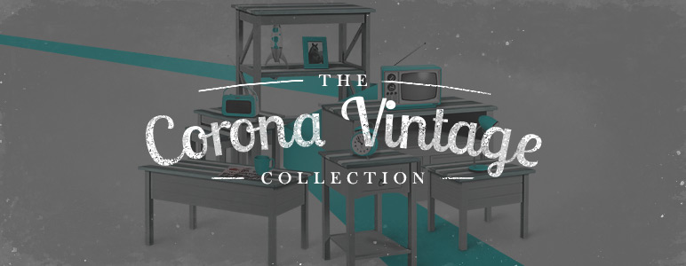 the Corona Vintage collection