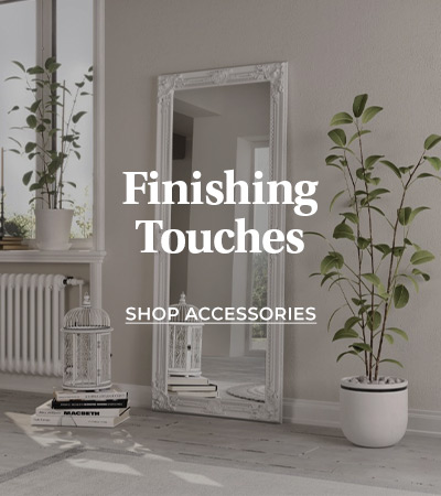 Shop Decor & Accessories at Leader Furniture
