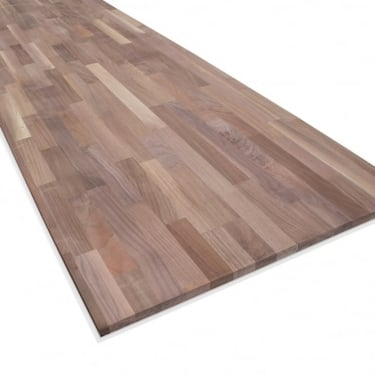 18mm Solid American Black Walnut Furniture Board