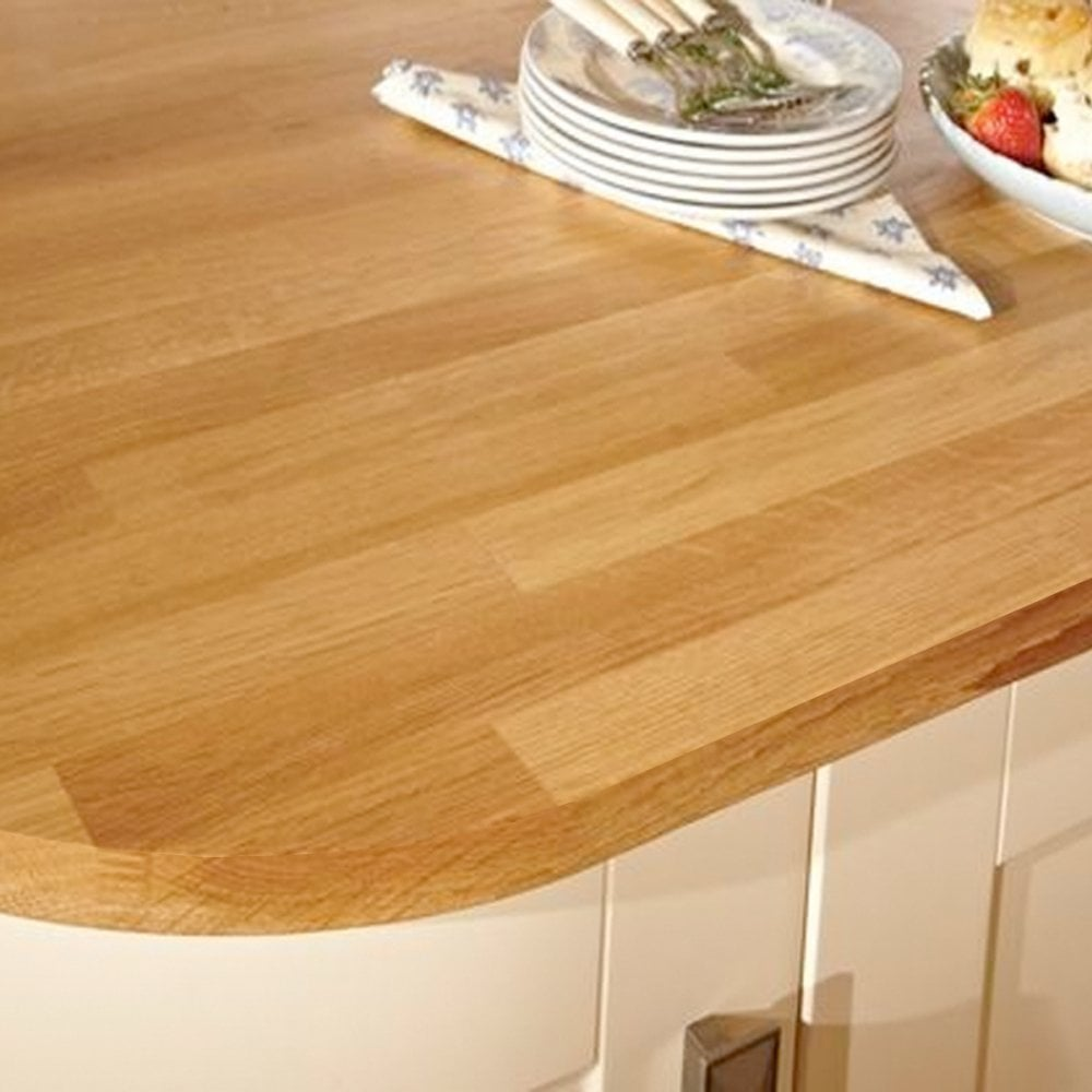 Leader Solid 18mm European Oak Furniture Board Leader Stores
