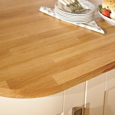 18mm Solid European Oak Furniture Board