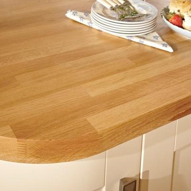 18mm Solid Oak Furniture Board