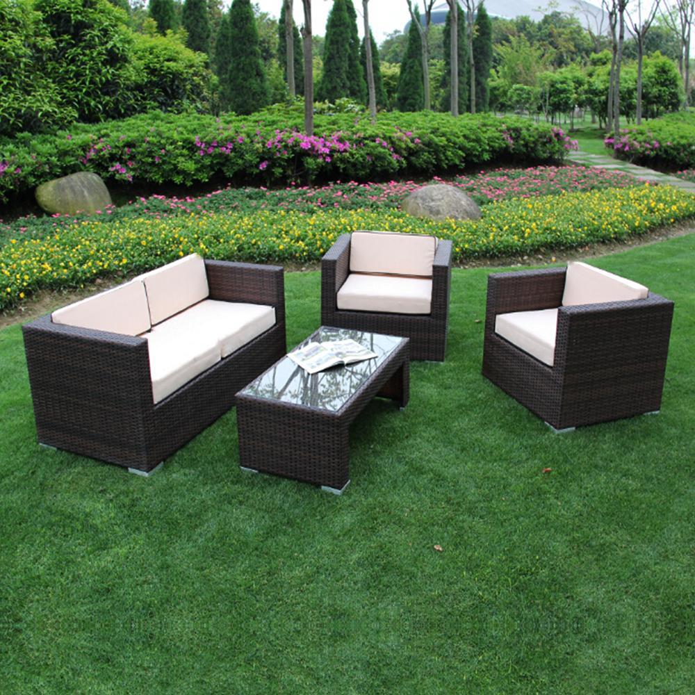 Richmond garden 2016 clearance rattan furniture verano for Rattan outdoor furniture