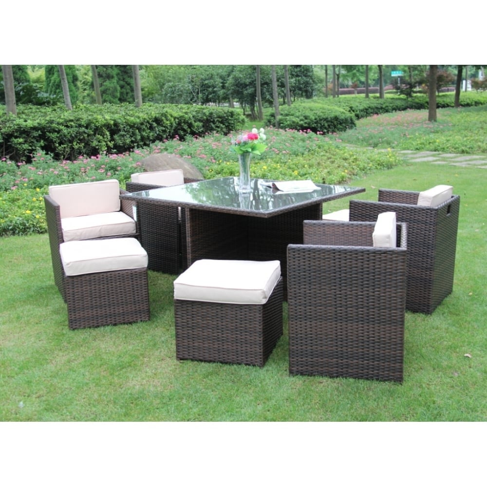Richmond garden 2016 clearance rattan furniture verano for Outdoor patio clearance