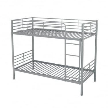 Apollo Silver 3'0 Bunk Bed