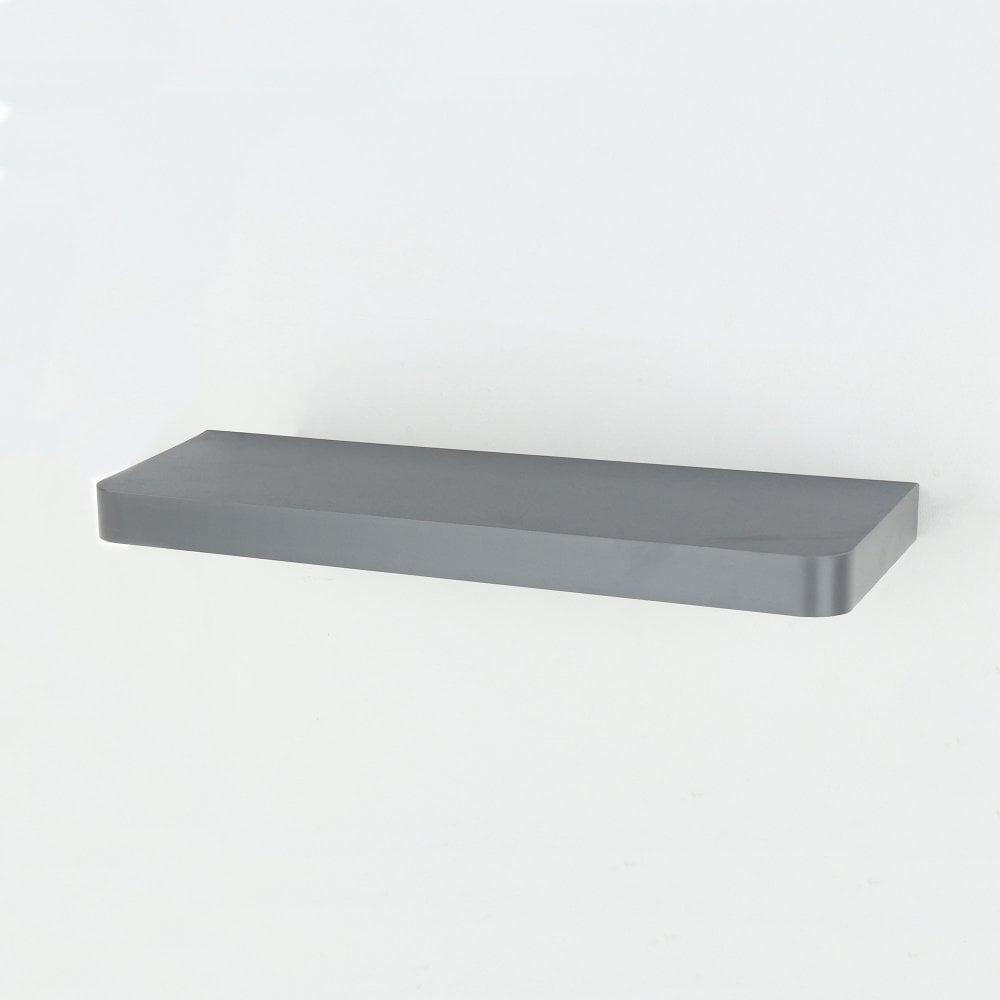 sale retailer 73319 3ef81 Arran Matt Grey 800x195mm Floating Shelf Kit