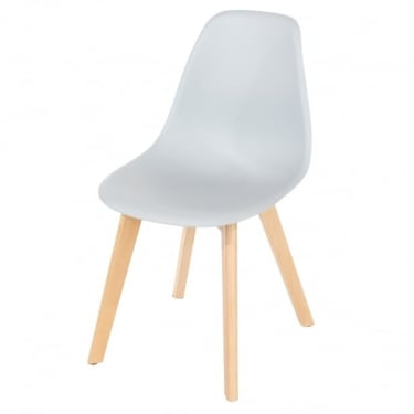 Core Products Aspen ASCH5G Grey Chair