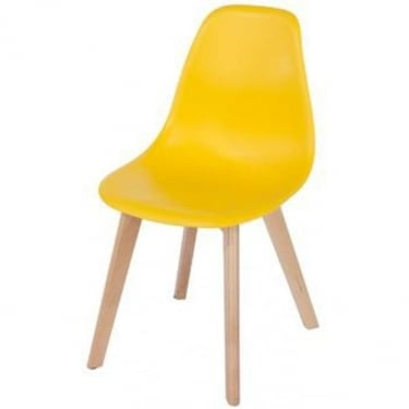 Core Products Aspen ASCH5Y Yellow Chair