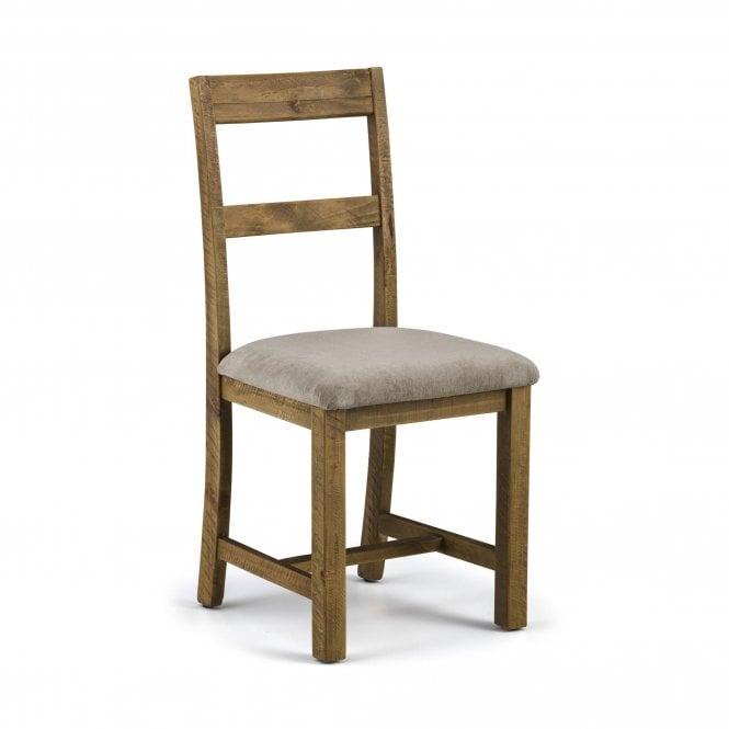 Aspen Dining Chair Set Of 2, Pine