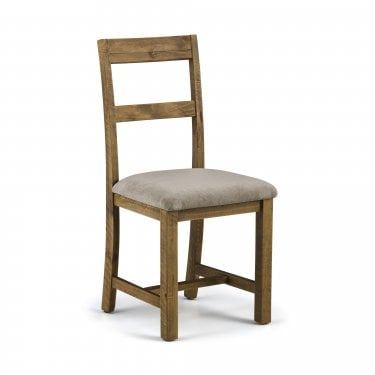 Aspen Rustic Pine Dining Chair