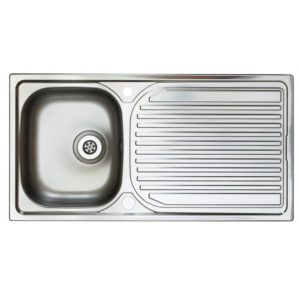 ... ? Astracast Sinks & Taps Aegean Stainless Steel Single Bowl Sink