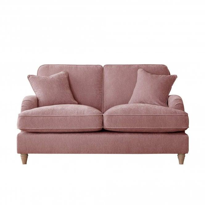 Aurora 2 Seater Sofa, Manhattan Plum Velvet