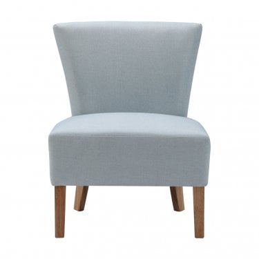 Austen Duck Egg Blue Occasional Chair