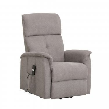 Ava Taupe Recliner Chair