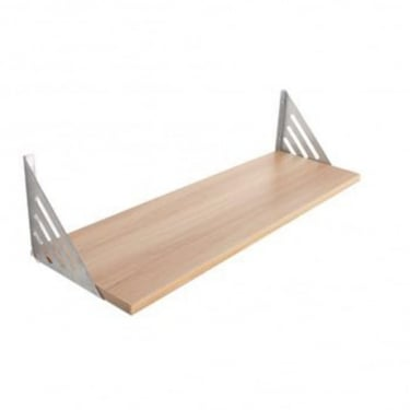 Avon Oak 600x200mm Shelf Kit