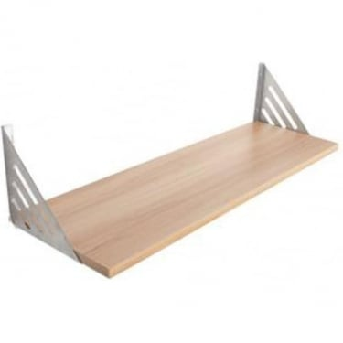 Avon Oak 900x200mm Shelf Kit