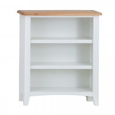 Bailey Small Bookcase, White
