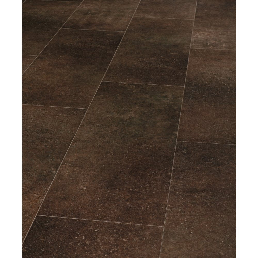 Tile Effect Laminate Flooring In Teesside: Balterio Pure Stone Limestone Tobacco Tile Flooring At