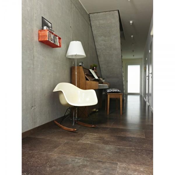 Balterio pure stone limestone tobacco tile flooring at for Balterio pure stone laminate flooring