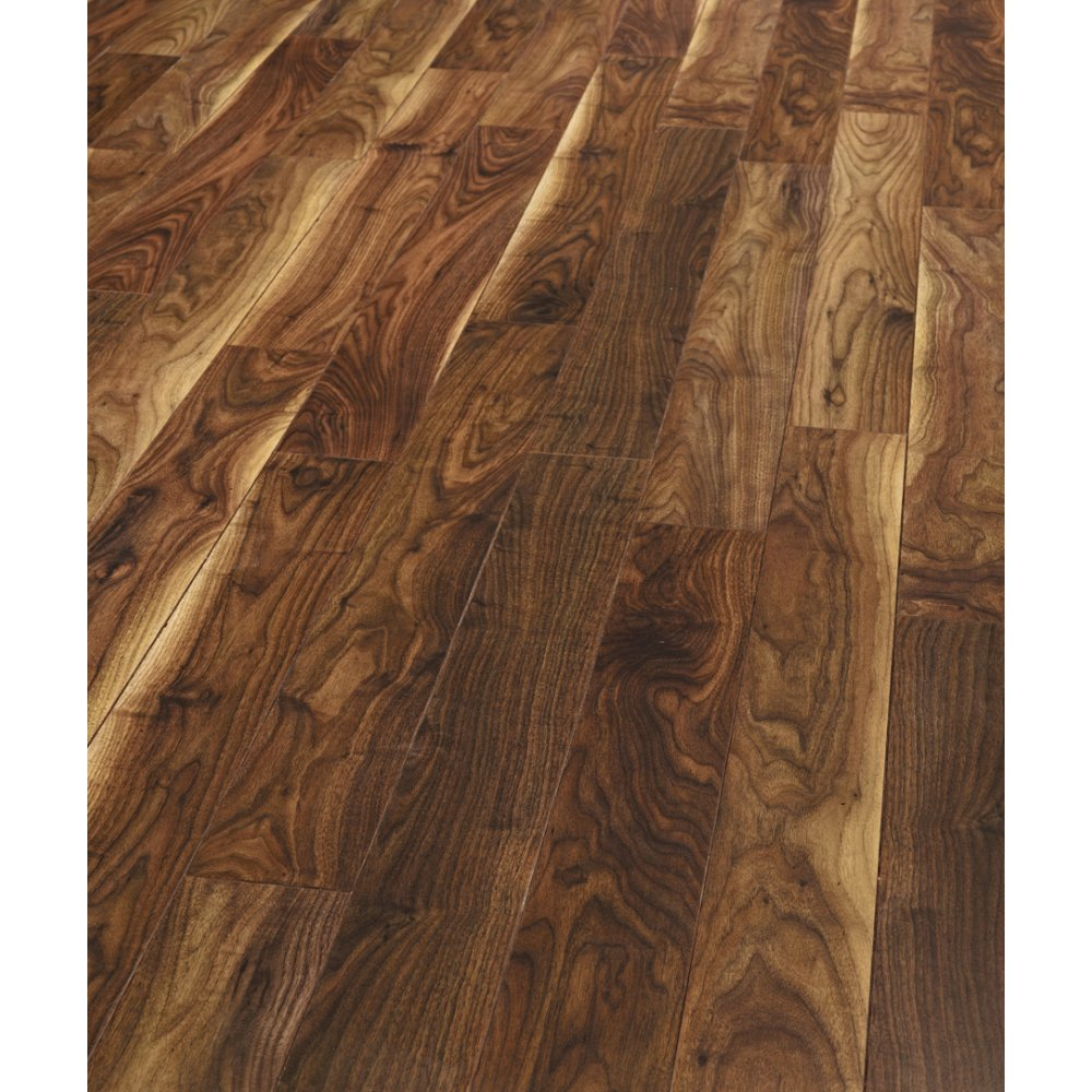 Balterio stretto black walnut laminate flooring 516 for Balterio laminate flooring