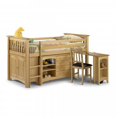 Barcelona Antique Pine Left Hand Sleepstation