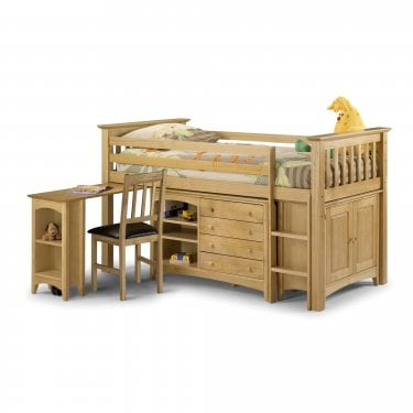 Barcelona Antique Pine Right Hand Sleepstation