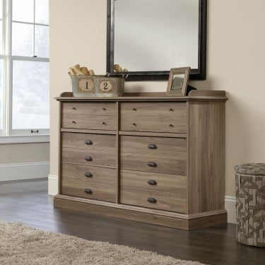 Barrister Salt Oak Chest