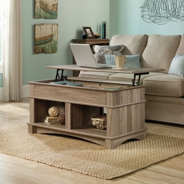 Barrister Salt Oak Coffee Table