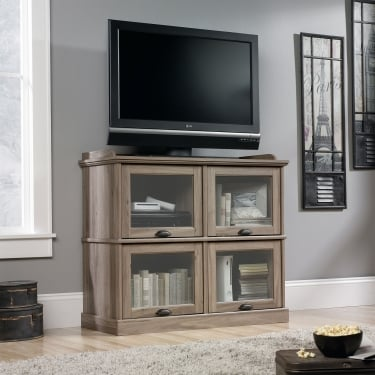 Barrister Salt Oak TV Unit