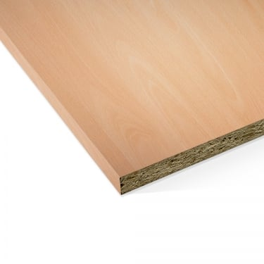 Beech 15mm Contiplas Furniture Board