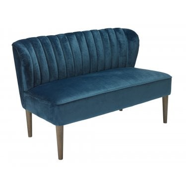 Bella Midnight Blue Sofa