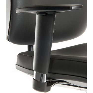 Teknik Black Adjustable Apex Chair Arms (290)