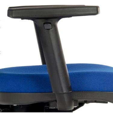 Teknik Black Adjustable Step Chair Arms (280)