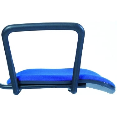 Black Fixed Conference Chair Arms