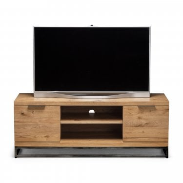 Brooklyn Oak TV Unit