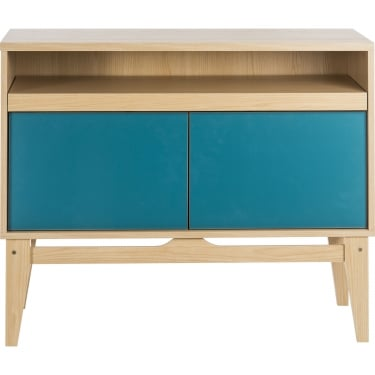 Bureau Urban Ash & Blue Desk