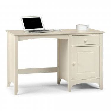 Cameo Stone White Desk