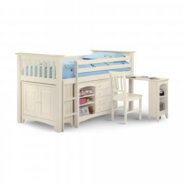 Cameo Stone White Left Hand Sleepstation