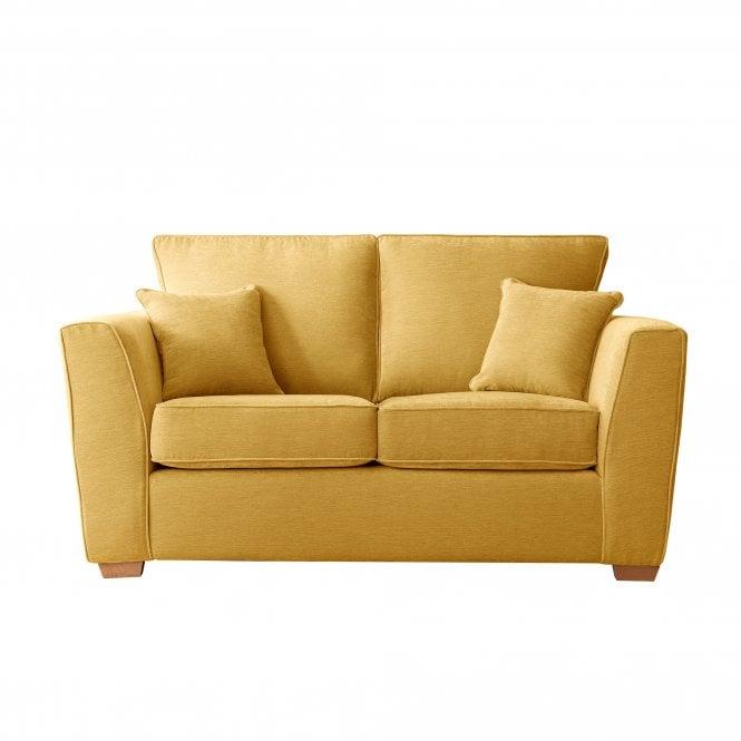 Carrington 2 Seater Sofa, Manhattan Gold Velvet