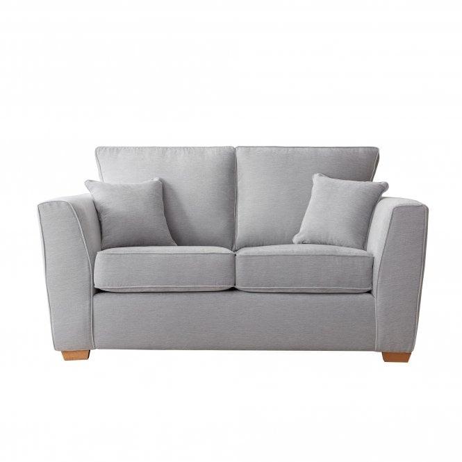 Carrington 2 Seater Sofa, Manhattan Ice Velvet