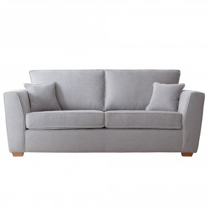 Carrington 3 Seater Sofa, Manhattan Ice Velvet
