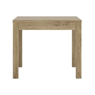 Caxton Extending Dining Table, Oak Effect