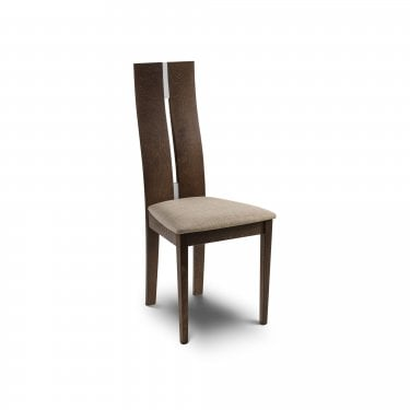 Cayman Walnut Dining Chair