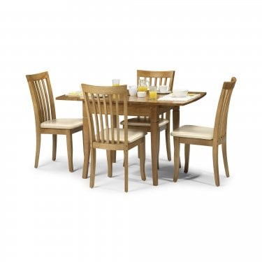 Chandler Dining Set Of 4, Maple