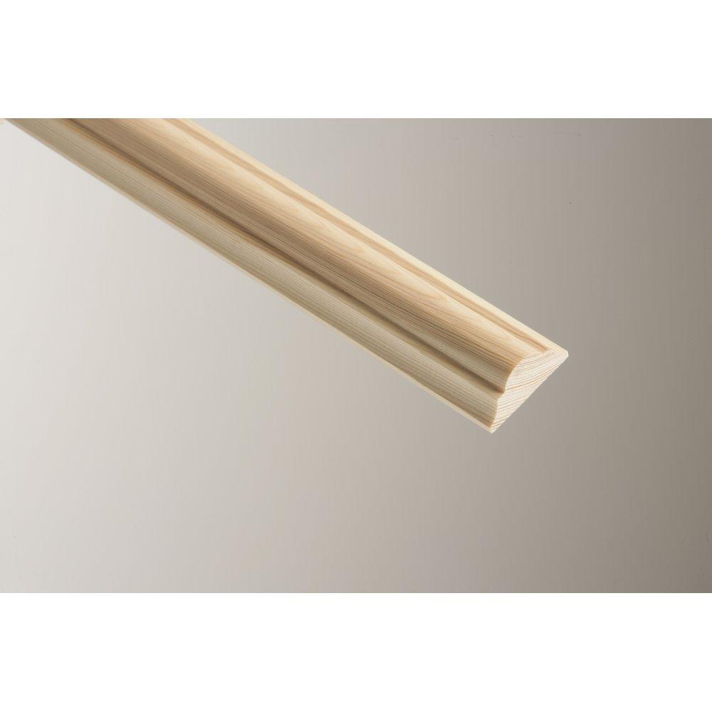Rails Architectural Mouldings : Cheshire mouldings pine m decorative dado rail moulding