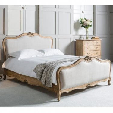 Chic Super Kingsize French Bed, Mindy Ash