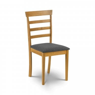 Cleo Light Oak Dining Chair