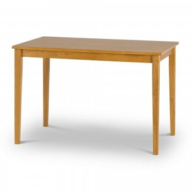 Cleo Light Oak Dining Table